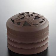 t4059-45-1 φ9.8x8.0プーアール茶葉入れ