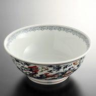 t5008-25-1サイズ:φ18.4x7.7青龍ラーメン鉢