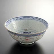 t5032-25-1サイズ:φ18.0x7.6ホタルラーメン鉢
