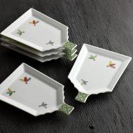 w1536-30-5*15.0x1.5羽子板小皿