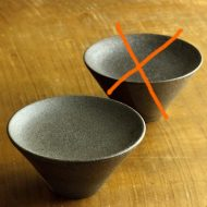 w1572-25-2*φ11.0x6.0円錐粗目皿