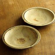 w1599-25-2*Φ13.5黄瀬戸つやなし小皿