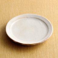 w1637y-15-1*φ12.5粉引き小皿