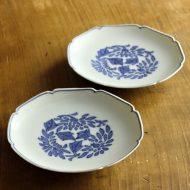 w1656-45-2*φ12.5瑞泉染付小皿
