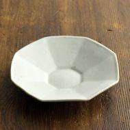w1661-45-1*φ10.8x1.5八角深皿(岡 晋吾)