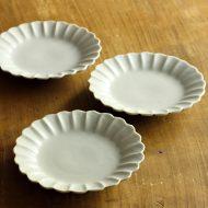 w1693-35-3*φ11.0白菊輪小皿