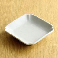 w1700-45-1*12.8x11.3x2.1白菱形小皿