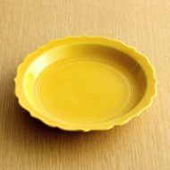 w2017-351*φ15.3黄花輪皿