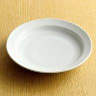 w2088-451*φ15.8x2.7粉引きくぼみ皿