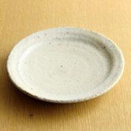 w2204-601*φ19.3粉引き粗目皿