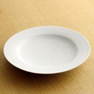 w2287-901*φ19.8x2.5艶なし白くぼみ皿