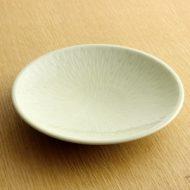 w2289-251*φ18.0x2.6きなり菊柄皿