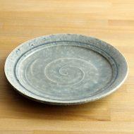 w2629-601 φ21.5薄青うずまき皿