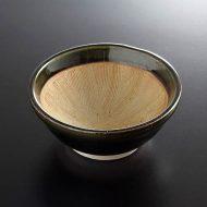 w3007y-10-1 φ9.3x4.2織部すり小鉢