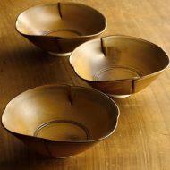 w3577-50-3 13.4x11.6x5.2清水薄茶あわせ鉢