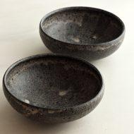 w3709 そば粉引き小鉢(角掛 政志)