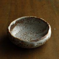 w3717-100-1 φ13.5x3.8志野厚手鉢