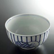 w4061-45-サイズ:φ14.4x7.8十草丸紋丼