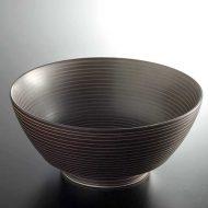 w4132-90-サイズ:φ17.7x8.0千段茶ラーメン鉢(究極のラーメン鉢)