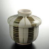 w4549-45-2 φ8.3x8.0信楽十草丸紋茶碗蒸