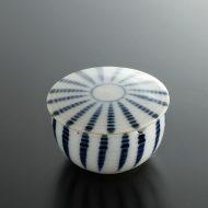 w5008-40-1 φ6.2x3.7藍十草七味入れ