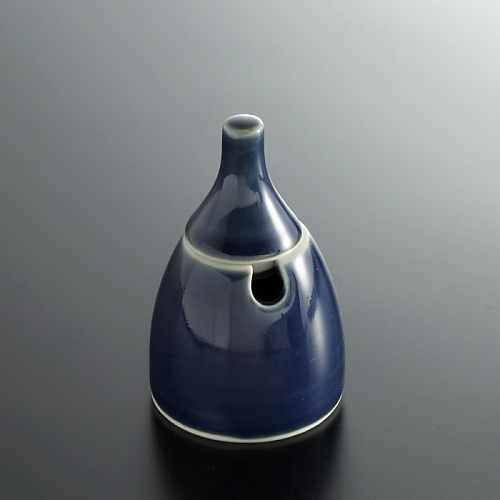 w5024-35-1 φ5.2x8.4藍七味入れ