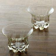 w6163-90-2 φ8.5x6.1菊冷茶グラス (中山 孝志)