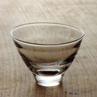 w6170-90-1 9.4x9.0x6.6冷茶グラス高台変形(艸田 正樹)