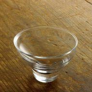w6314-90-1 8.2x8.3x6.0ガラスおおぶりぐい飲み(大家具子)