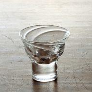 w6325-100-1 φ7.8x7.0冷酒高台グラス(荒井 尚也)