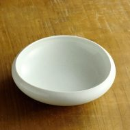 w7315-45-1 16.6x15.5x4.0薄水色口三角鉢Mady BAKUZAN