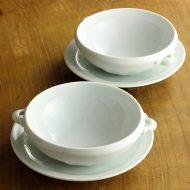 w7324-60-2 φ16.0x5.7有田青磁スープ鉢