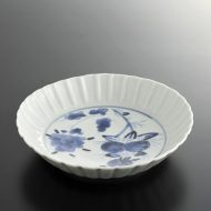 w7504-120-1 φ21.0x4.6青磁ざくろ浅鉢