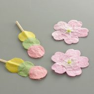 w8020-20-1 サクラφ3.8 ダンゴ1.7x6.5和紙桜と団子香りセット