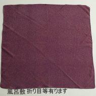 w8088-30-1 50x50紫波模様ちりめん小風呂敷