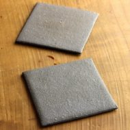 w8689-25-2 10.8x10.8艶なし黒平角皿