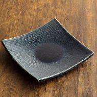 w8694-35-1 14.3x13.8紺布目角皿