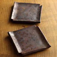 w8699-35-2 11.5x11.5立杭変形角皿
