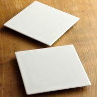w8746-55-2 15.0x15.0青磁角平皿