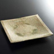 w8830-90-1 20.7x20.7信楽マット角皿