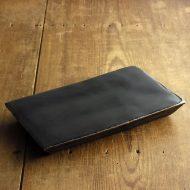 w8866-120-1 29.5x17.7x3.5黒つやまな板皿 黒木 泰等