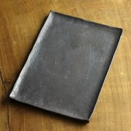 w8873-150-1 24.0x34.0黒長角陶板 (谷井直人)