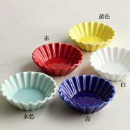 y0020 カラフル菊皿