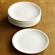 y0044-5-6 φ12.0白直径12cm皿