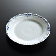 y1013-90-1 φ19.0ロイヤルコペンハーゲン プリンスブルーケーキ皿