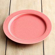 y1190-70-1 φ19.3iihoshi porceiain うす赤皿