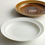 y1555-30-1 φ19.7x3.1白深プレート(M)
