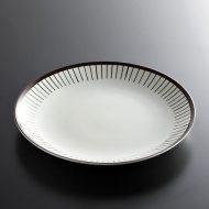 y2022-100-1 φ21.8x2.8GUSTAFSBERG茶ライン皿