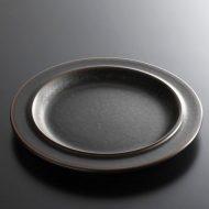 y2153-100-2 φ20.3アラビア茶ケーキ皿