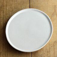 y2313-25-2 23.2x16.2白楕円皿
